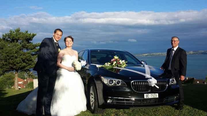Mon mariage en qqe photos - 2
