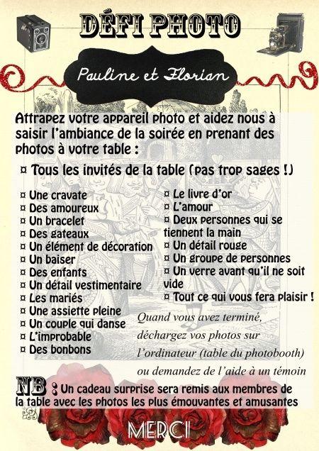 Appareil photo jetable d coration forum - Idee menu pour soiree beaujolais ...