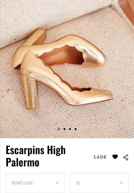Comment sont / seront vos chaussures? 4