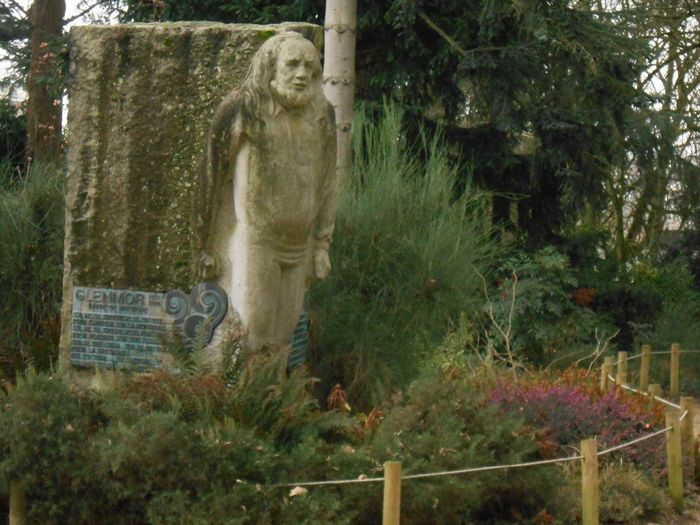 parc  de Thabor Rennes 35