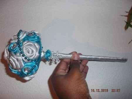 Mini bouquet de Demoiselle d'honneur