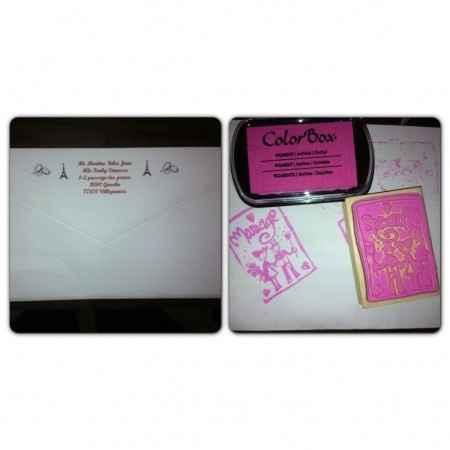 Nos enveloppes personnalisées