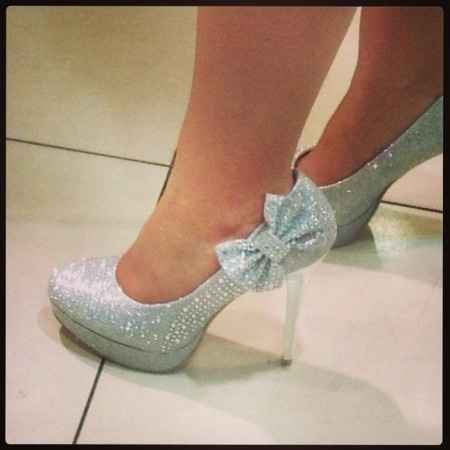Les chaussures de mes demoiselles d'honneurs