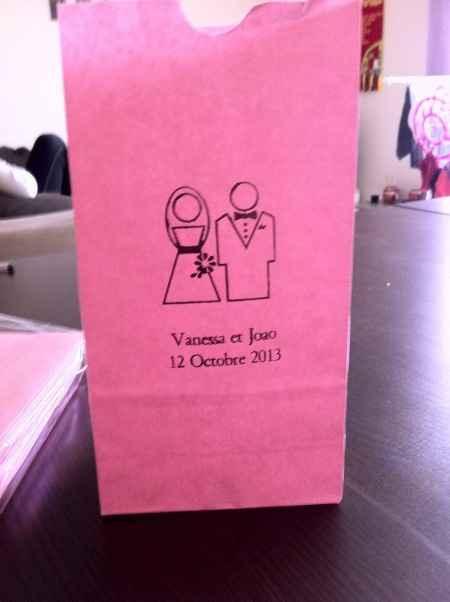 Nos sacs invités personnalisés