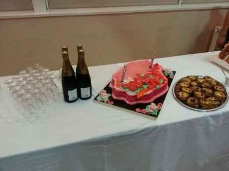 "Notre gâteau ""Ile de la Réunion"""
