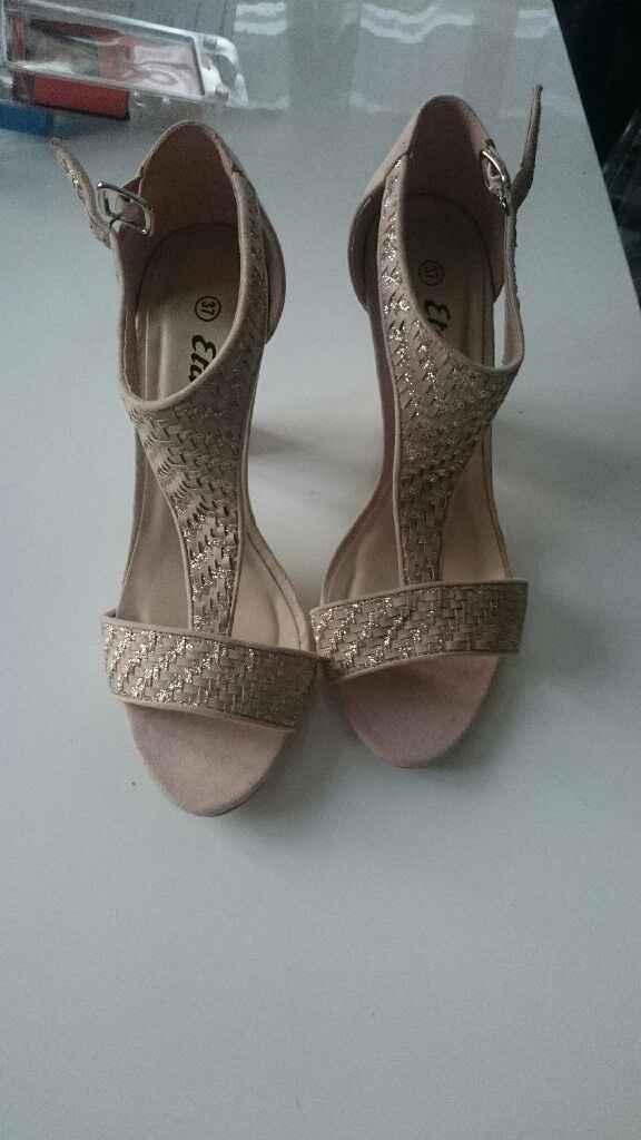 Que pensez-vous de ces chaussures? - 2