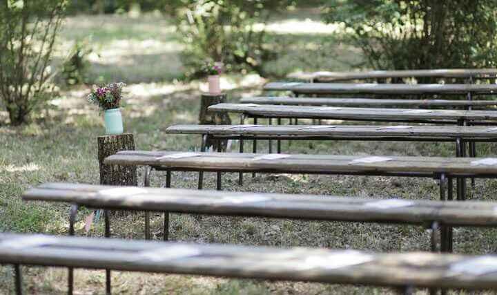 Assises pour ma cérémonie laïque - 1