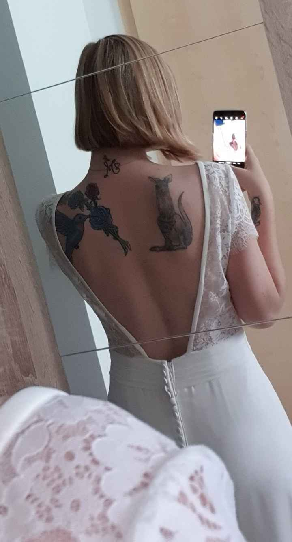 Team mariée tatouée ?!! - 1