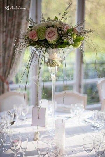 Mariage champêtre romantique 5