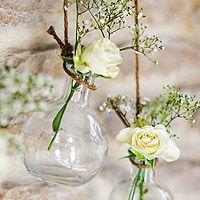 Mariage champêtre romantique 6