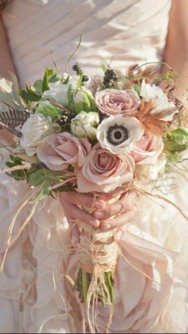 Mariage champêtre romantique 8