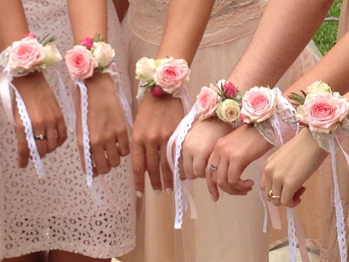 Mariage champêtre romantique 9