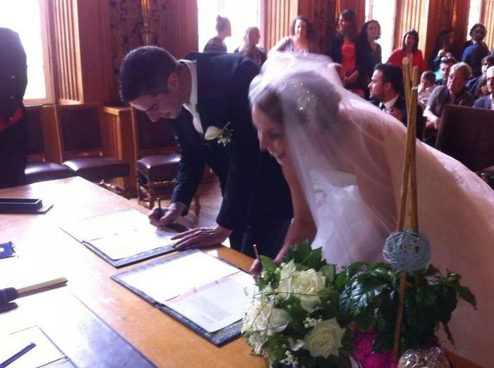 Notre mariage du 28/06/2014 - 2
