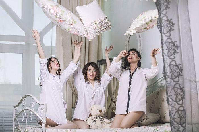 Tu ferais une soirée pyjama pour ton EVJF ? 🧸 3