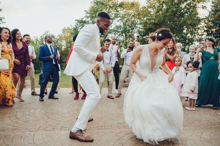 Avant mon mariage je veux... Prendre des cours de danse ! 1