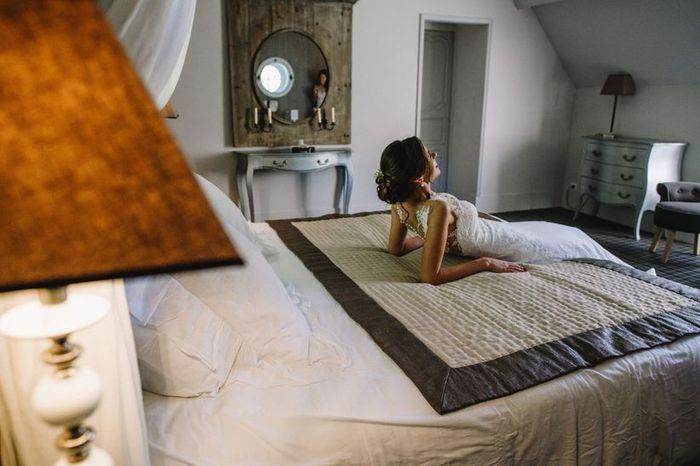 💝Antes de casarme quiero...¡Dormir una noche sol@! 2