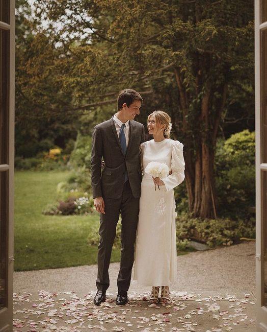 Le mariage intime de Géraldine Guyot et Alexandre Arnault 😍💖 2