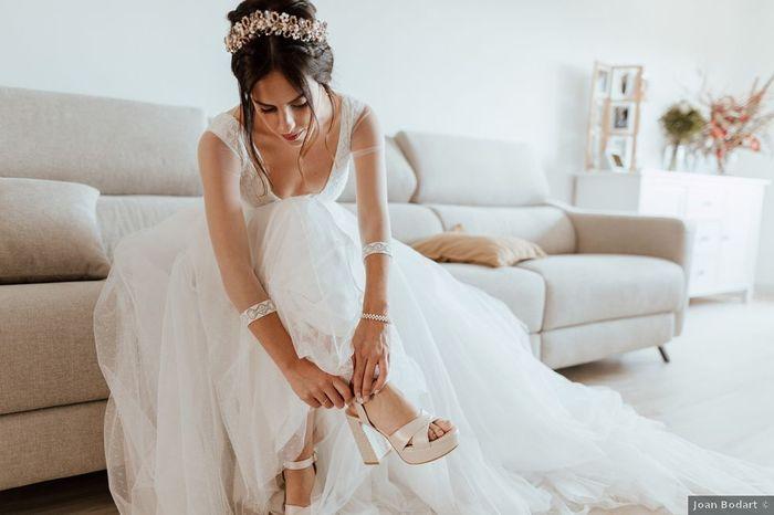 👉 Tu porteras tes chaussures avant le mariage ? 1