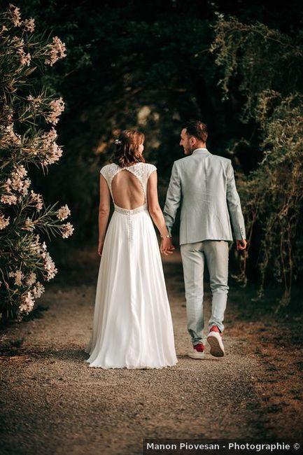 Où en es-tu dans l'achat de ton look de marié(e) ? 🛒🤍 1