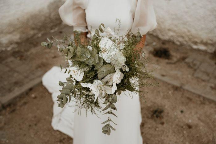 Des fleurs fraîches ou séchées pour ton bouquet ? 💐 1