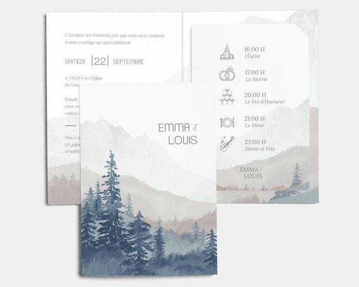 Painted Mountains VS Vintage Mountain 1