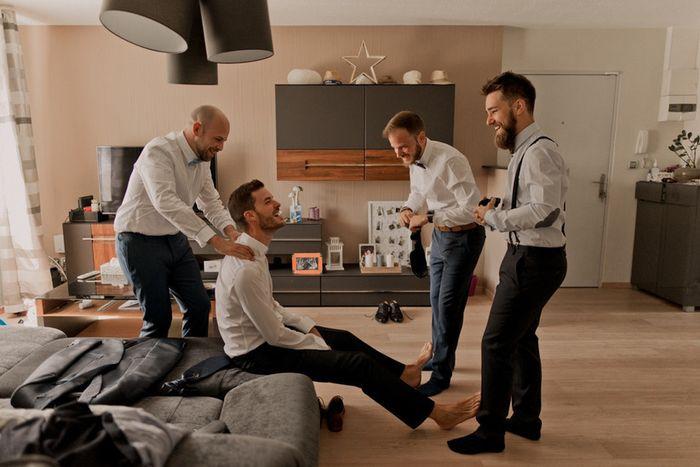 Tes proches vont-ils t'aider à préparer ton mariage ? 💞🤝 1
