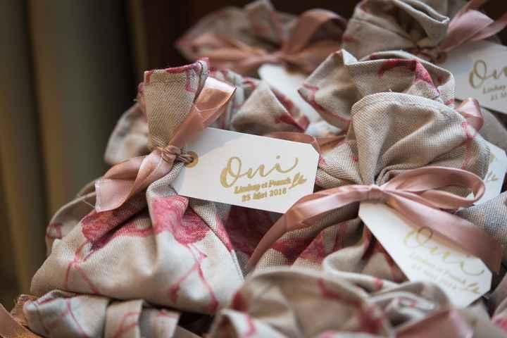 💳 Les cadeaux des invités - 1