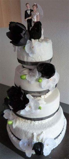 Wedding cake - 2