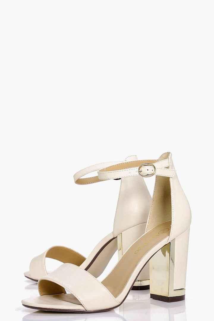 Chaussures de 👰 : talons ou non ? - 1