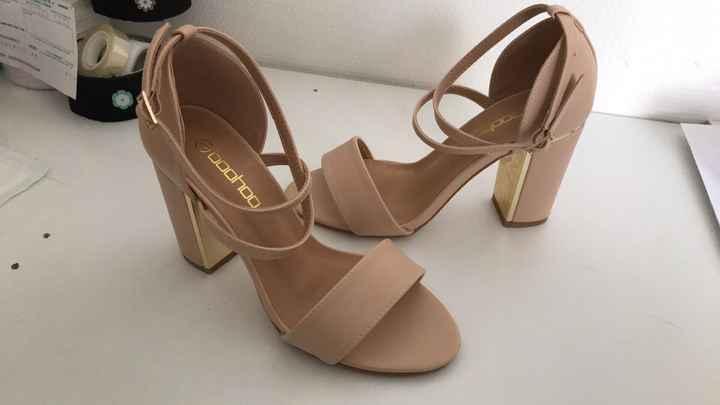 Livraison chaussures - 1