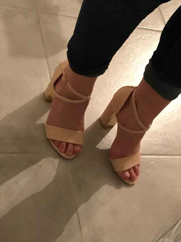 Livraison chaussures - 2