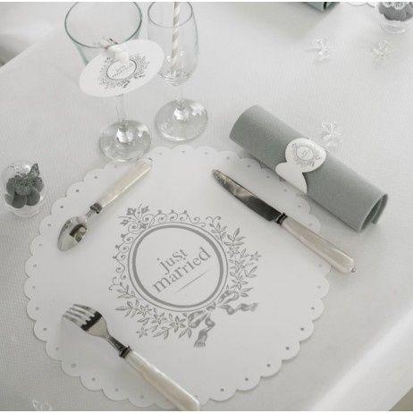 mes sets de table