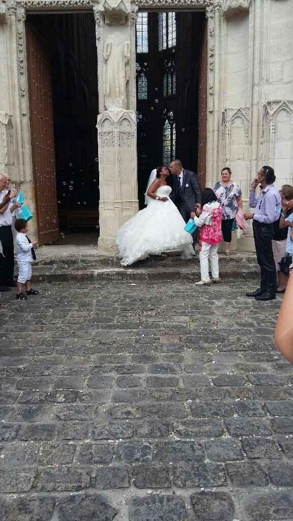 Quelques photos mariage 16 juillet 2016 - 7