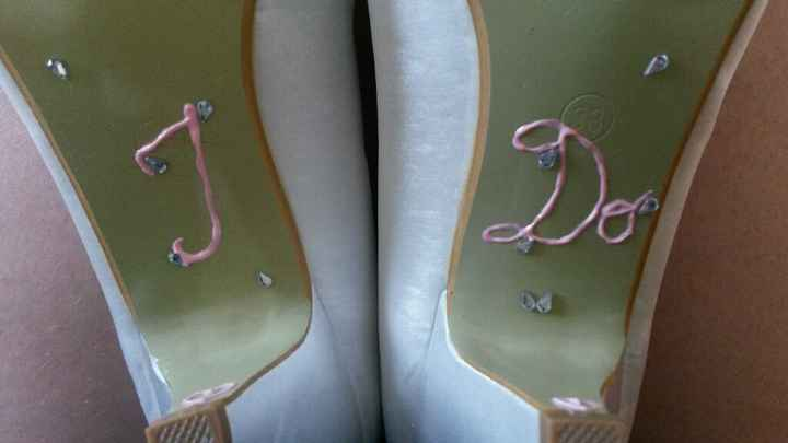 Custo chaussures - 1
