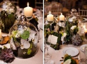 Nos inspirations th me nature montagne d coration - Deco mariage theme nature ...