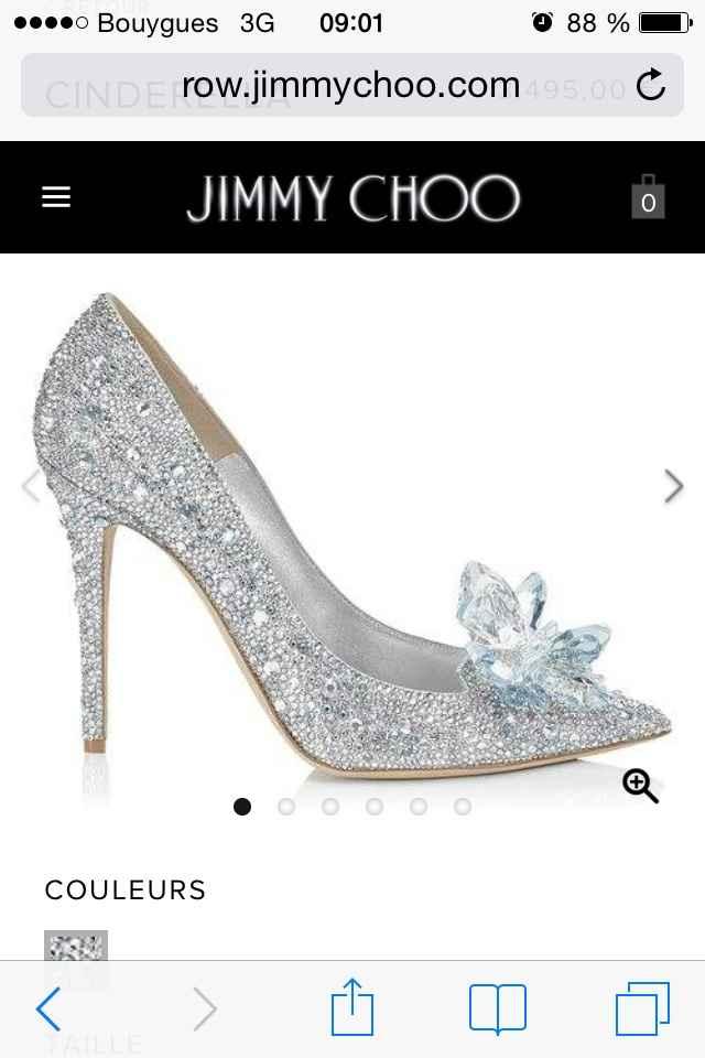 Cinderella jimmy choo - 1