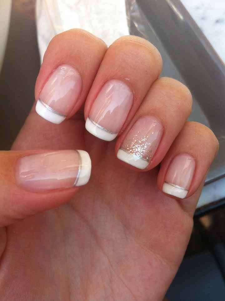 Mes ongles pour demain - 1
