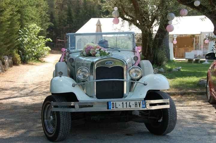 notre ford A de 1932