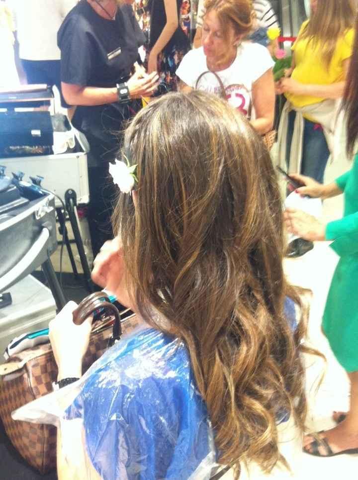 L'après-mariage signifie ... des changements de coiffure - 3