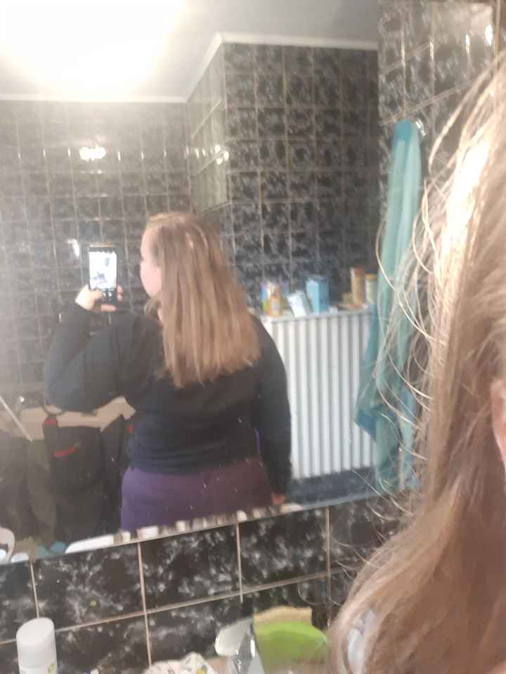 Rajouts cheveux clips - 1