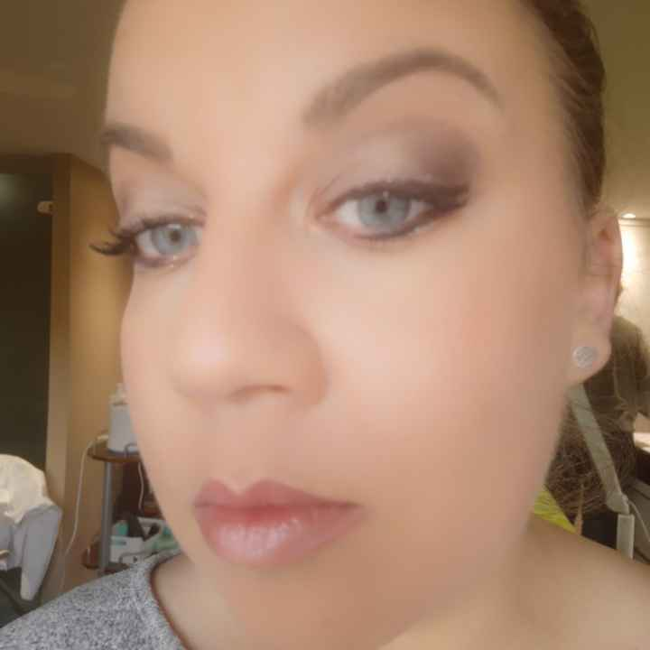 Essai maquillage - 3