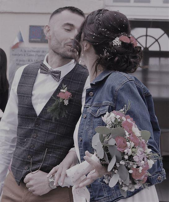 Cc les Fm! Mariée depuis le 03 avril 2021, je vous partage quelques photos. Une journée exceptionnelle pleine d'amour, que du bonheur. Un aperçu de la 12