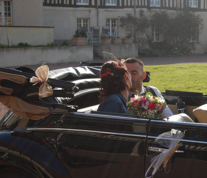 Cc les Fm! Mariée depuis le 03 avril 2021, je vous partage quelques photos. Une journée exceptionnelle pleine d'amour, que du bonheur. Un aperçu de la 15