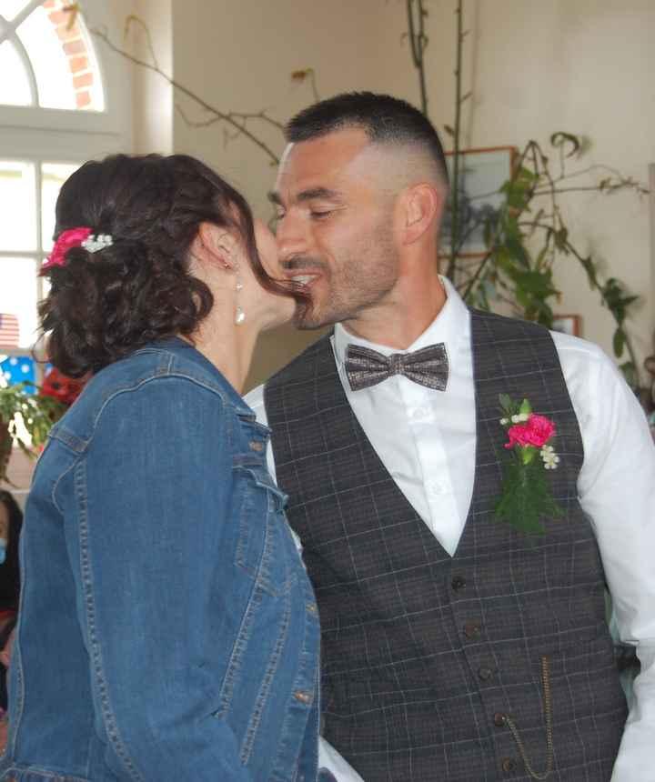 Cc les Fm! Mariée depuis le 03 avril 2021, je vous partage quelques photos. Une journée exceptionnel