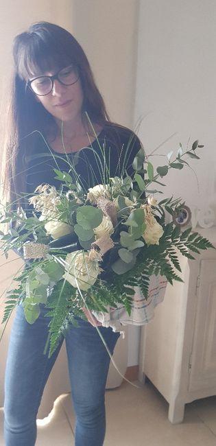 Bouquet de la mariée 8