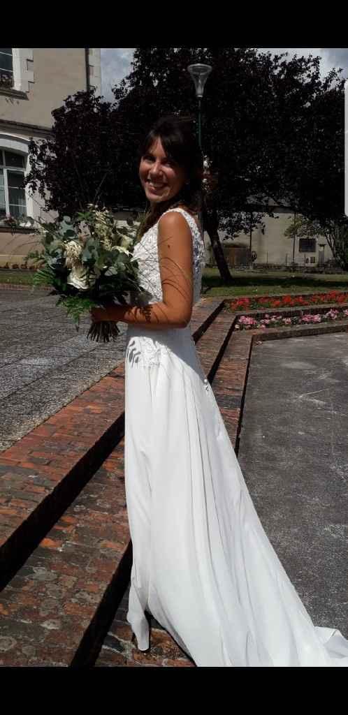 Bouquet de la mariée - 2