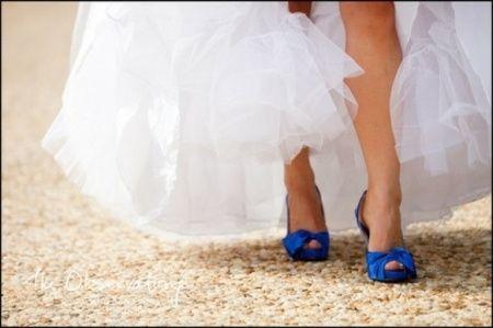 Le club du mariage bleu