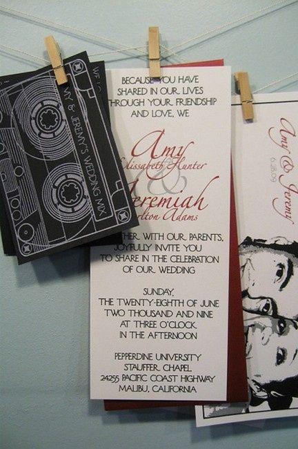 Idée déco de la semaine #13 avec des disques et des cassettes 80's - 4