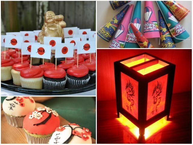 Decoracion Oriental Para Fiestas ~ Id?es d?co #34 pour un mariage sur le th?me du japon  6  Photo