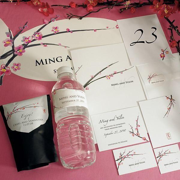 Idées déco #34 pour un mariage sur le thème du japon - 2